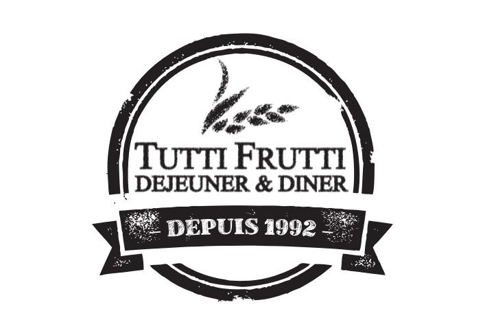 Ancien logo de Tutti Frutti Restaurant